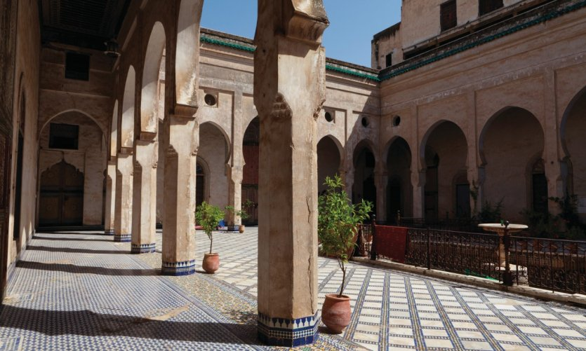 Palais Glaoui.