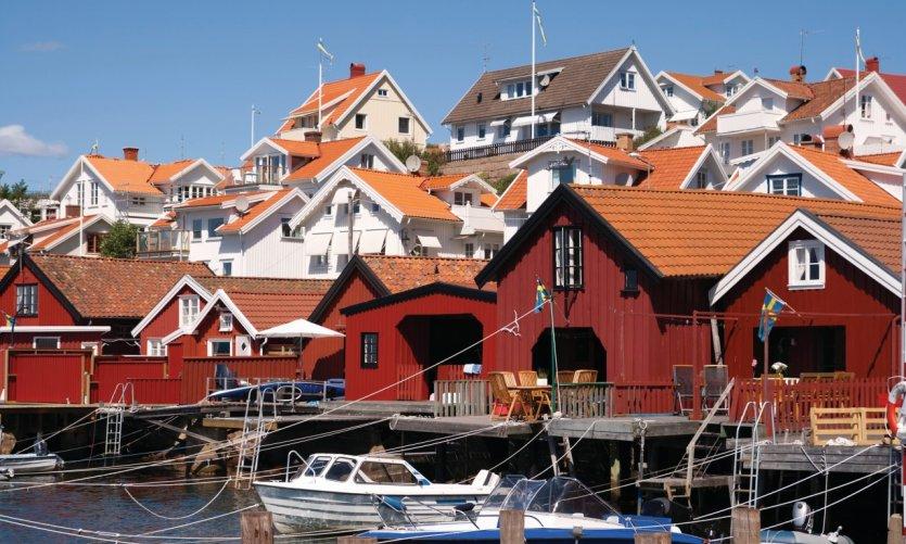 Stromstad.