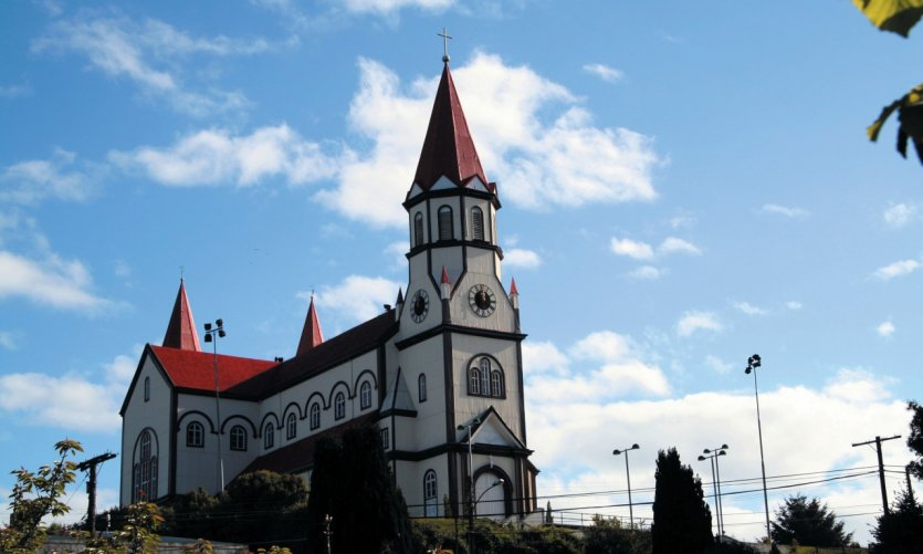 <p>Church of Puerto Varas</p>