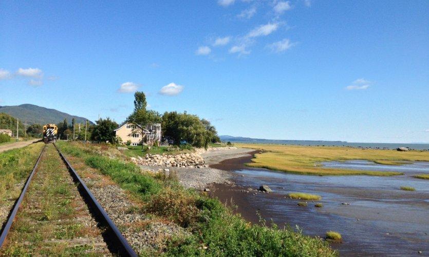 Petite-Rivière-Saint-François.