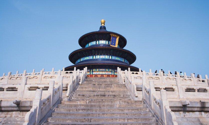 Temple du Ciel (Tiantan) La salle de Prière pour de bonnes moissons (Qiniandian).
