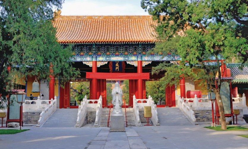 Temple de Confucius.