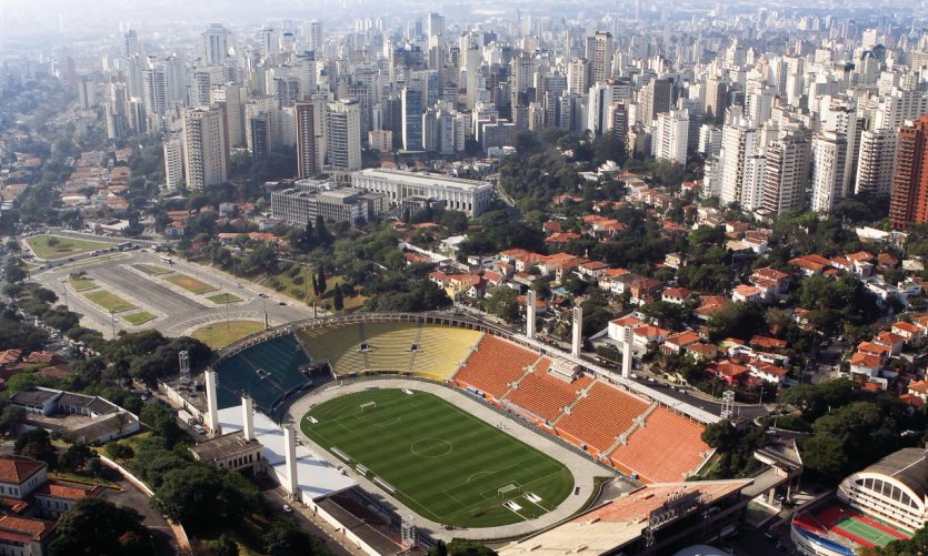 Stade de Pacaembu