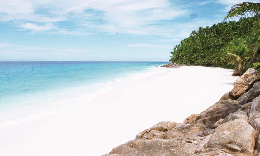 L'île de Frégate.