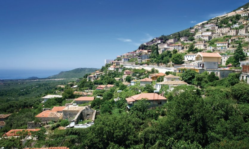 Village de Vuno.