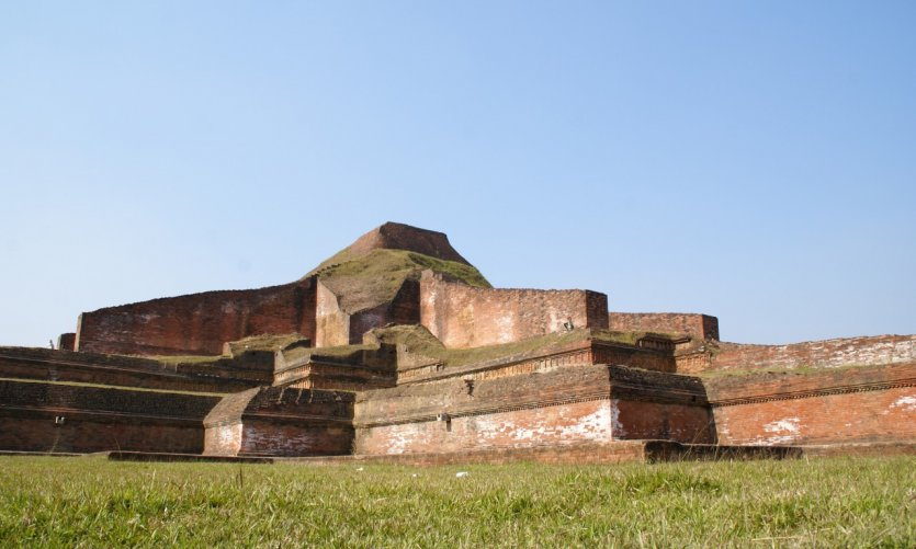 Ruines d'Halud Vihara.