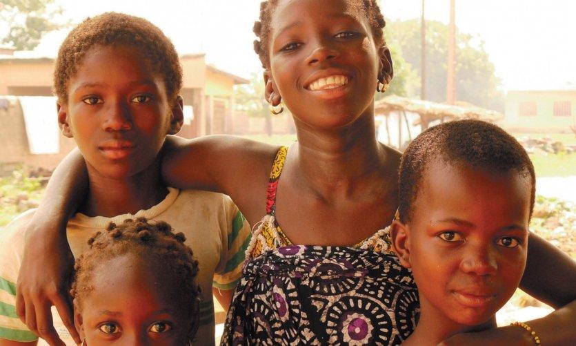 Jeunes Ivoiriens.