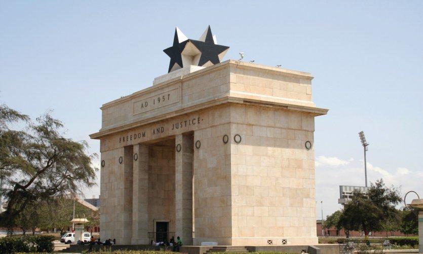 Monument de l'Indépendance.
