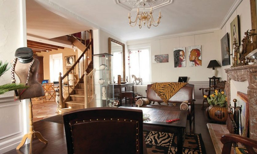 maison hote libertine avie home. Black Bedroom Furniture Sets. Home Design Ideas