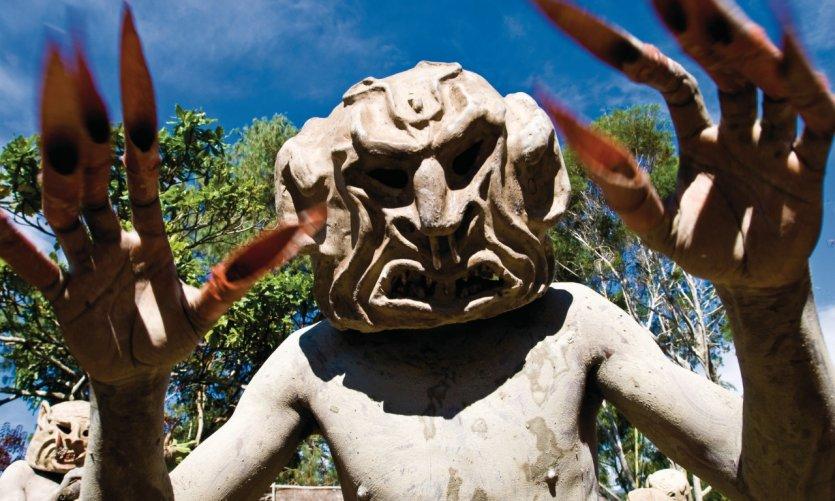 Diversité de la Papouasie
