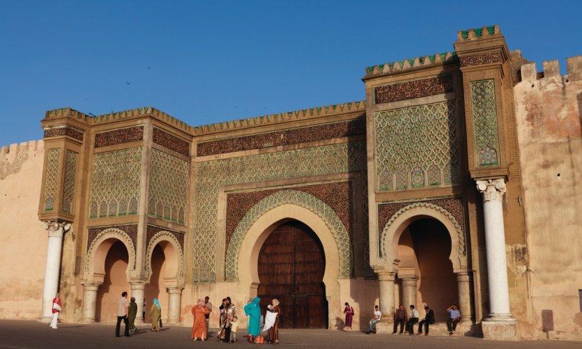 Bab Mansour el-Aleuj.
