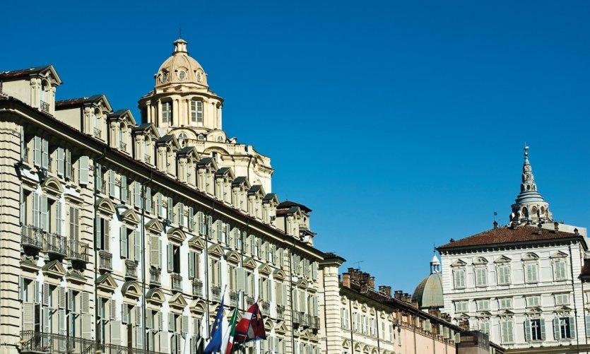 Piazza Castello.