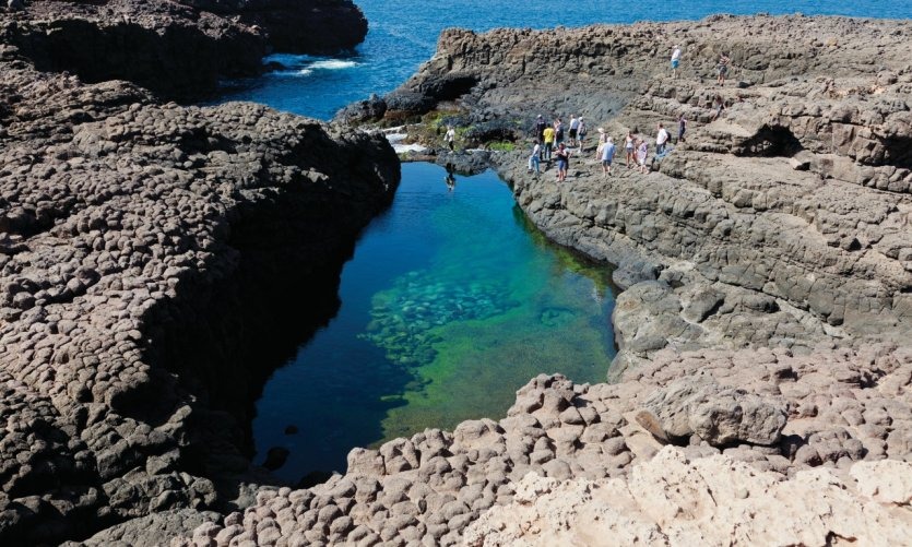 Le de sal guide actualit adresses avis petit fut for Cap vert dijon piscine