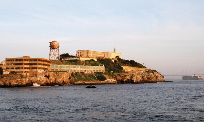Alcatraz.