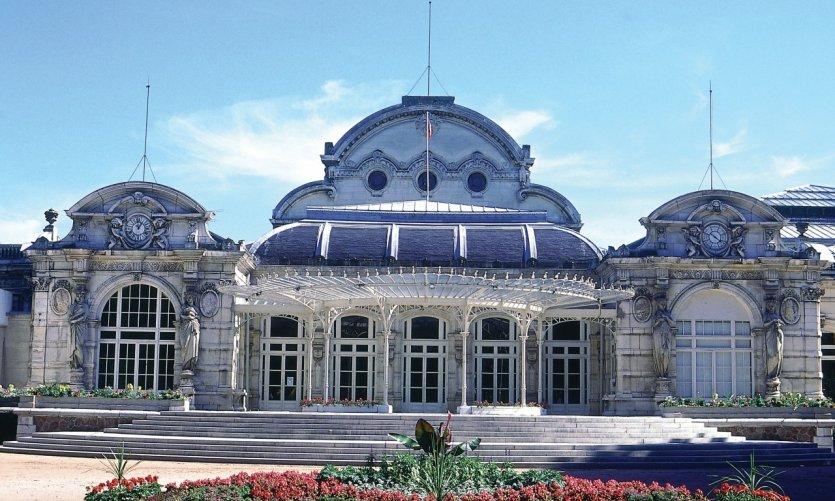 Le casino de Vichy