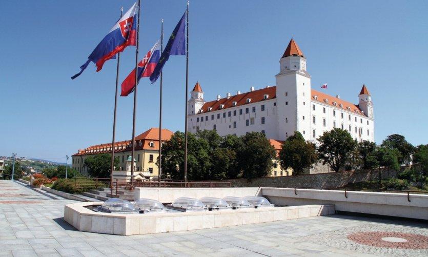Château de Bratislava.