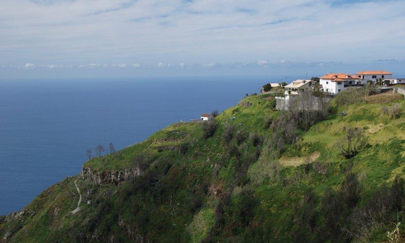 Ponta do Pargo.