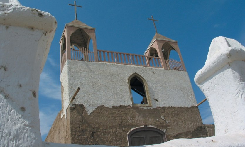 Church of the region of Arica