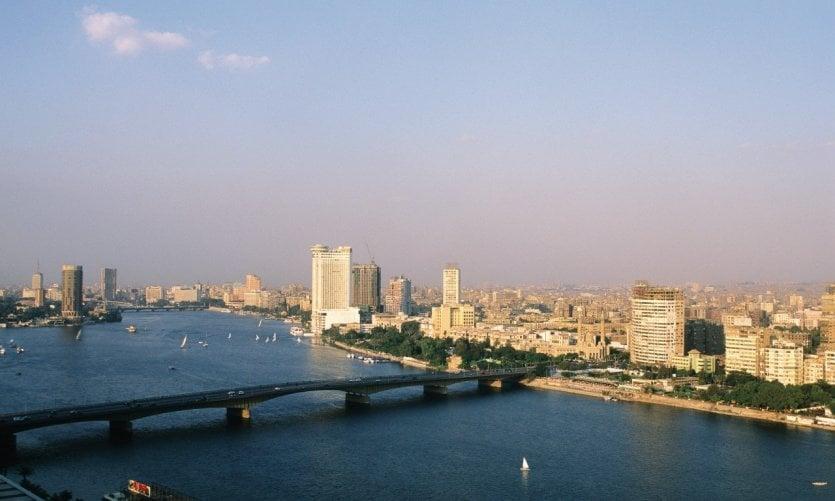 Le Caire, une ville moderne.