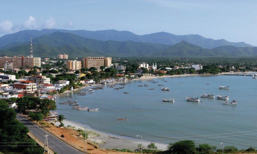 Baie de Juan Griego.