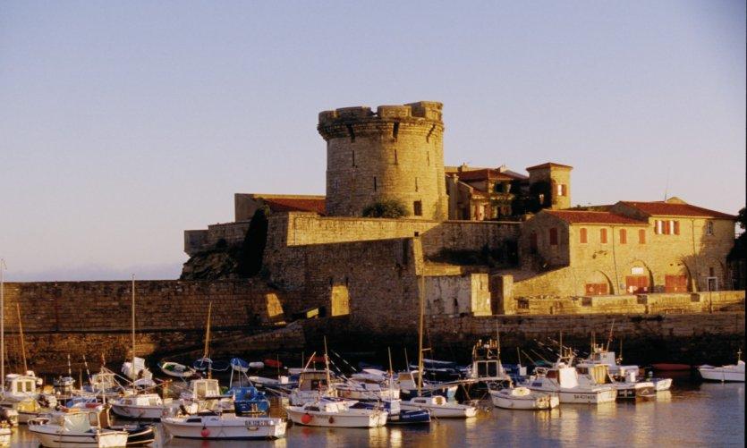 Le fort de Socoa - Ciboure