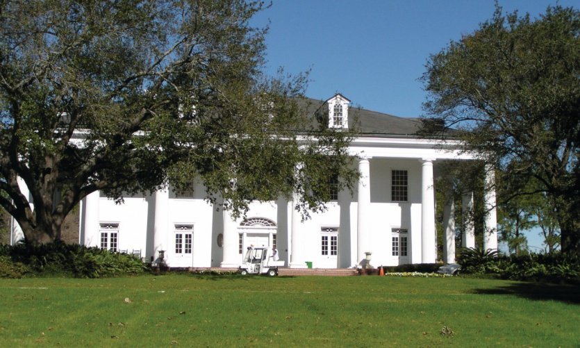 Old Governor's Mansion.