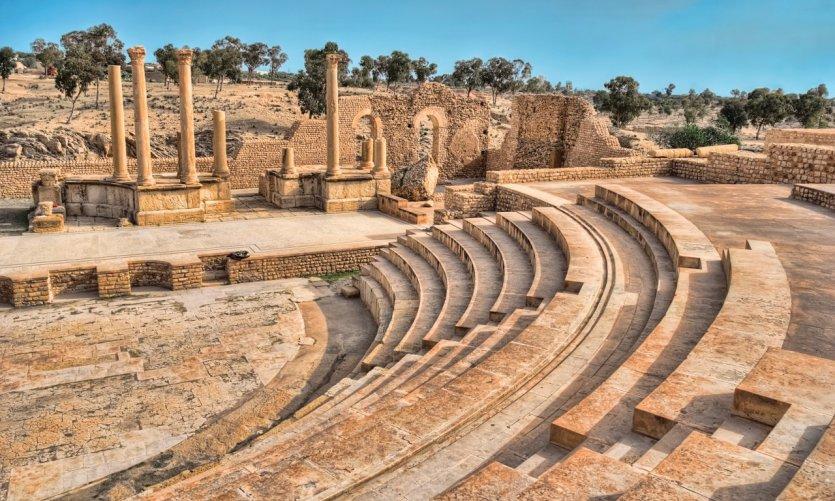 Un viaje a través de la historia de Túnez