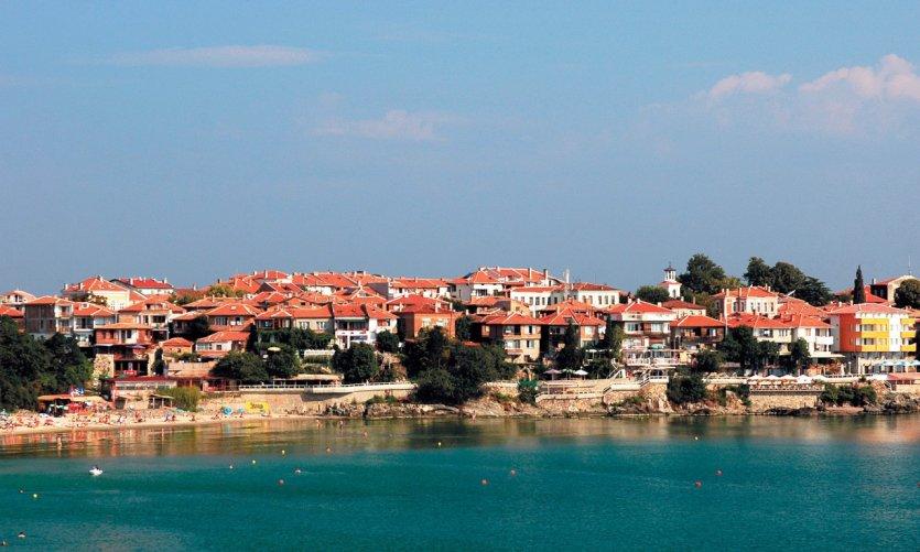 Sozopol, sur les rives de la Mer noire.