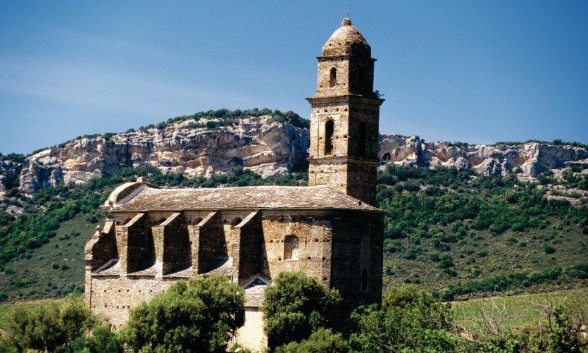 Église Saint-Martin de Patrimonio