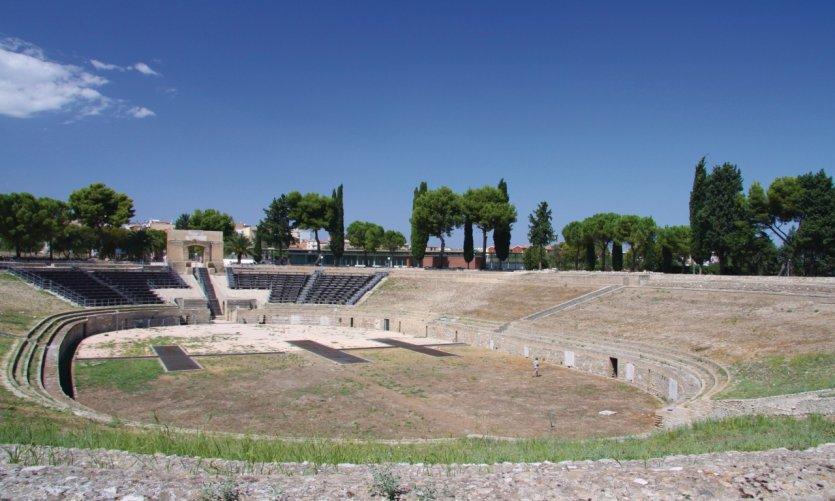 Anfiteatro Romano.