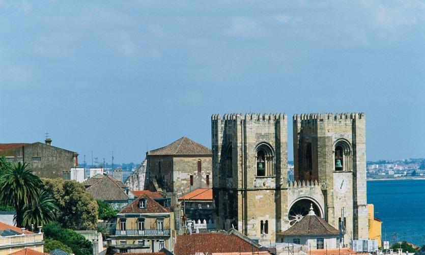 Sé Patriarcal (la cathédrale).