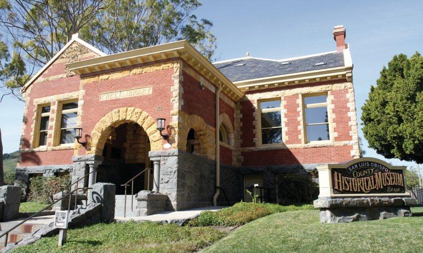 <p>Musée de San Luis Obispo.</p>
