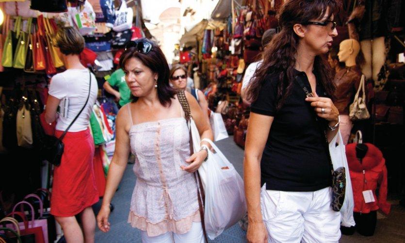 Marché de San Lorenzo.