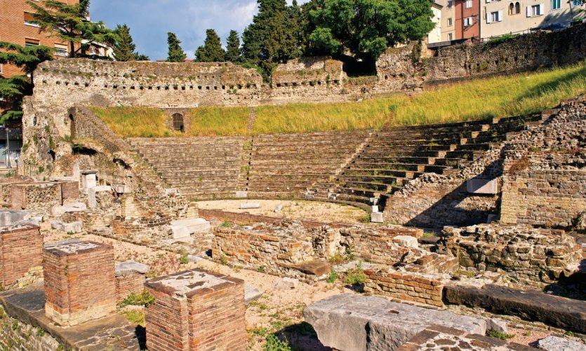Teatro Romano.