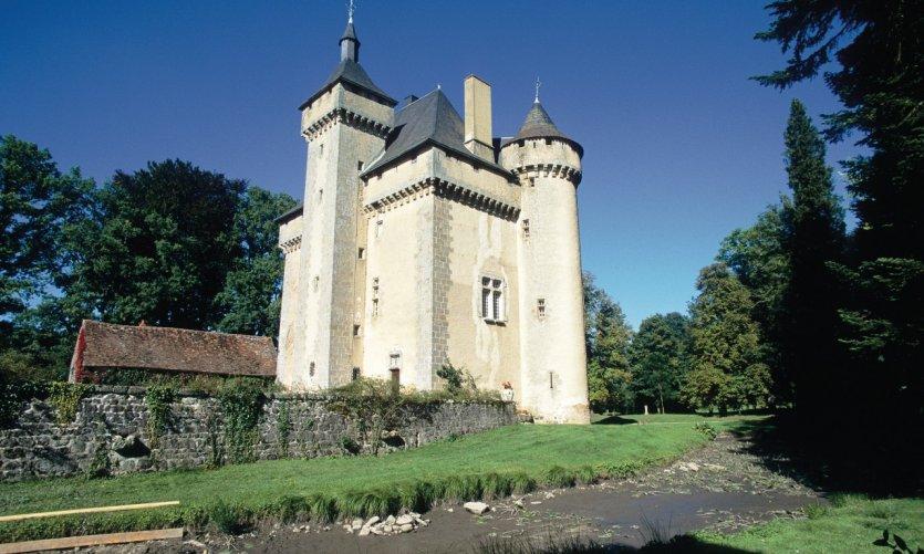 Chateau de la Chezotte