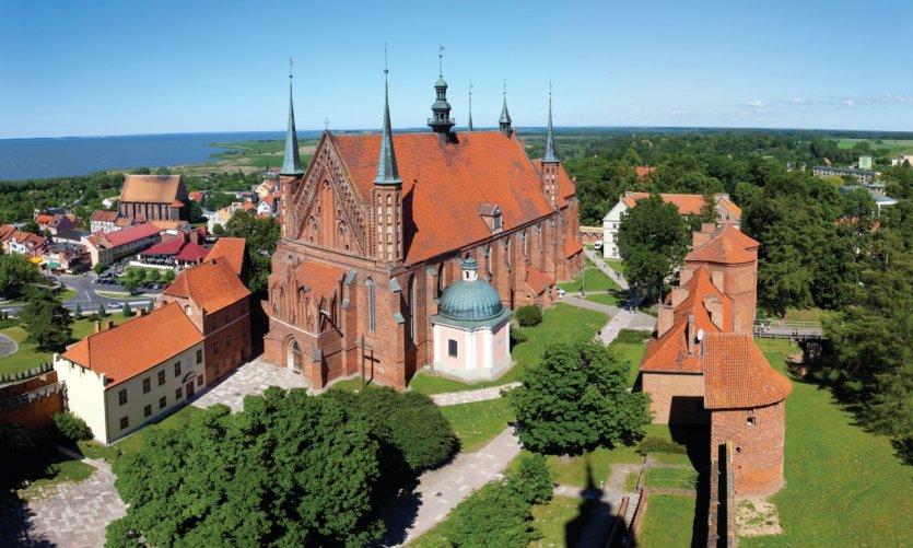 Cathédrale de Frombork.