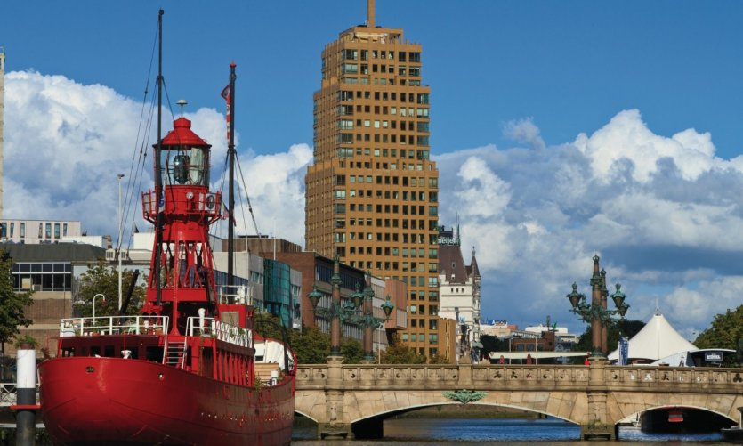 Rotterdam et ses environs