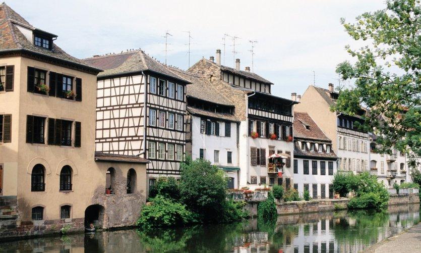 Le quartier de la Petite France