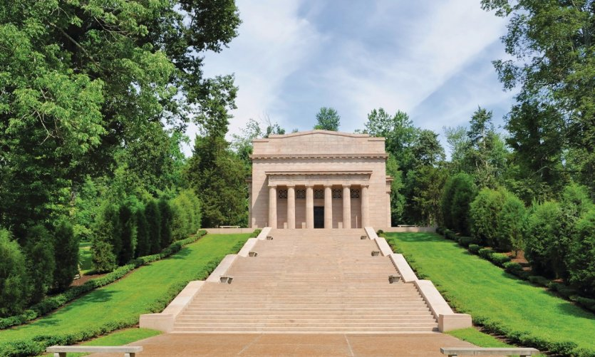 Abraham Lincoln's Birthplace National Historic Site.