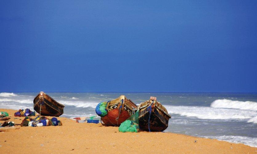 Descubrimiento del litoral de Benín