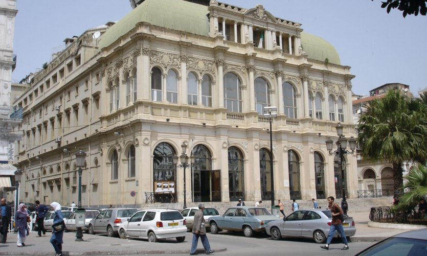 Théâtre d'Alger.