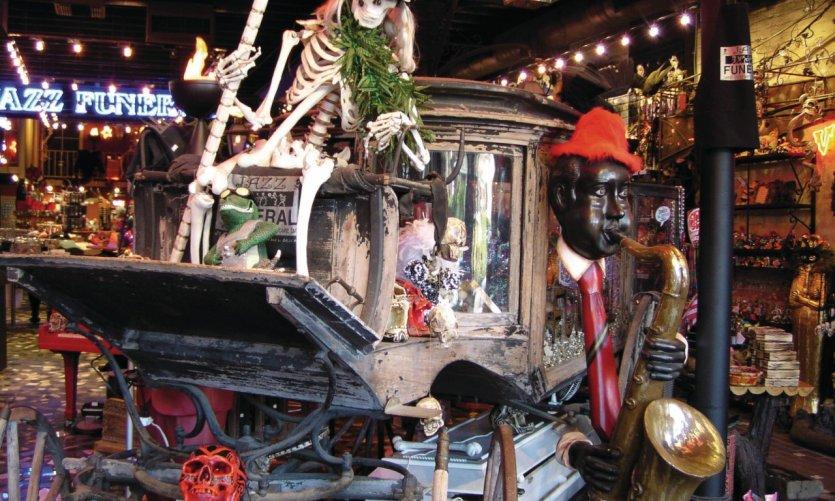 Souvenirs de La Nouvelle-Orléans.