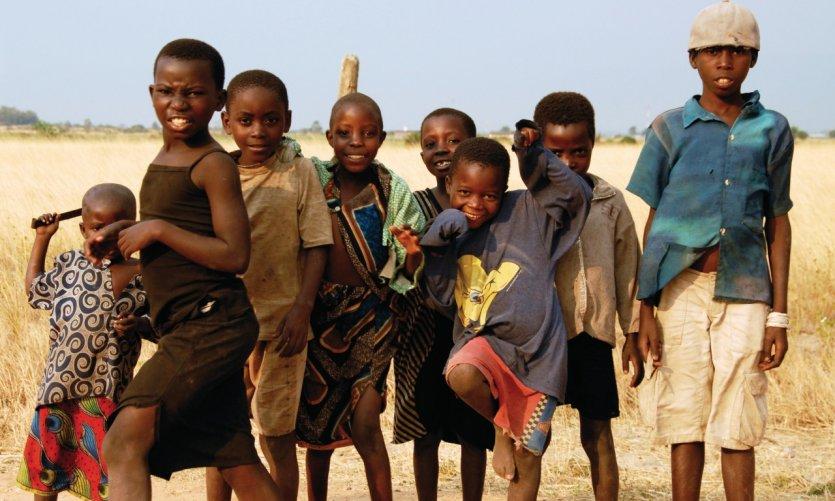 La jeunesse de Bujumbura.