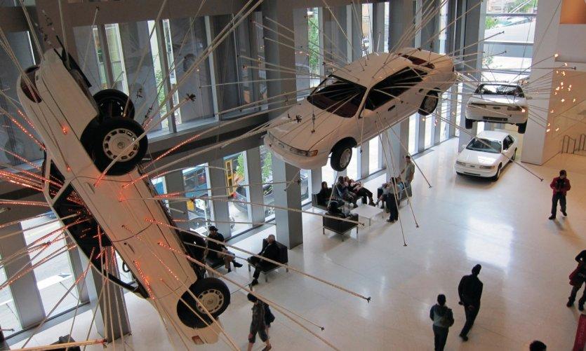Seattle Art Museum.