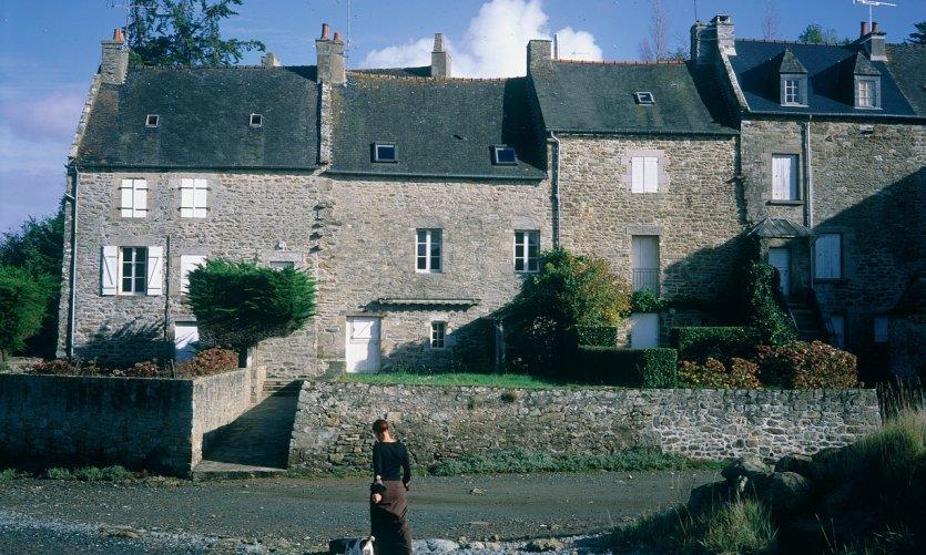 Maisons traditionnelles de granit