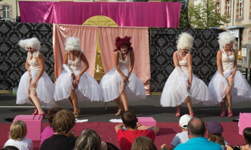 Festival d'Aurillac.