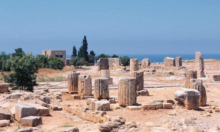 Sanctuaire d'Aphrodite.
