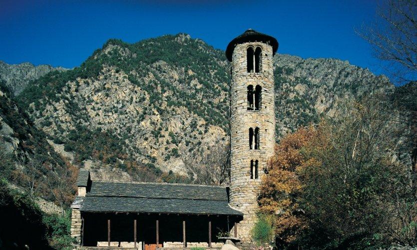Église Santa Coloma