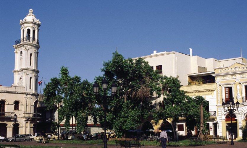 Parc Colón.