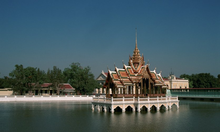 Palais d'été de Bang Pa In.